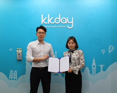 REDTABLE will be expanding its sales channels from Greater China to encompass all of Asia through its new contracts with KKDAY, VOYAGIN, and BEMYGUEST.