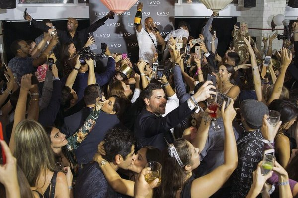 LAVO Singapore Rings in 2018 with Jamie Foxx at Marina Bay Sands