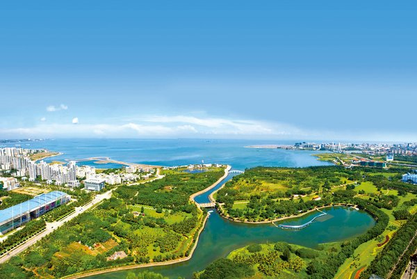 Haikou is ready for the 2018 Marathon Game which will start at Jan. 14th.