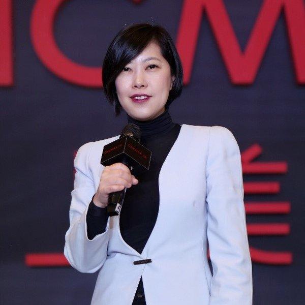 上美中国区CEO鲍燕悦对未来信心满满