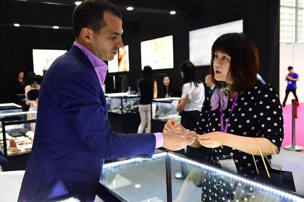 """Shenzhen Jewellery Fair 2018: Jewellery Resources China"" to Open in April 2018"