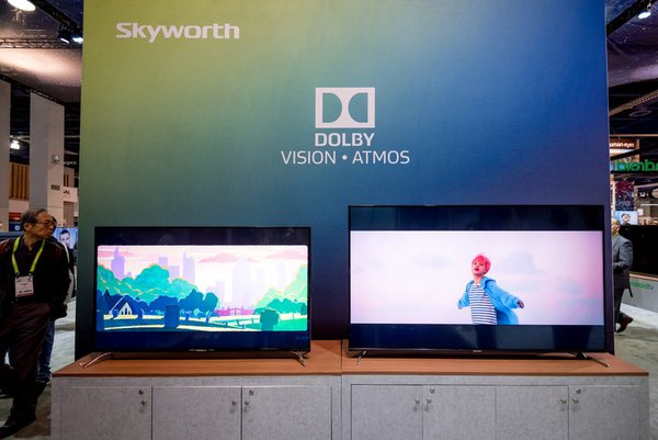 Skyworth OLED TV