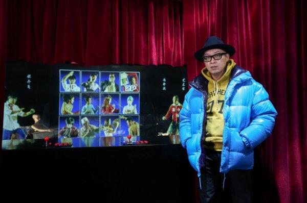 中国知名新媒体艺术家冯梦波先生现场分享其著名作品《真人快打》的创作历程与艺术表达,并鼓励大家体验艺术与游戏、数字科技融合在一起的乐趣。