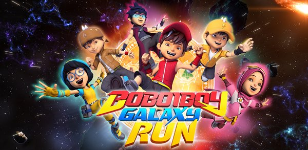 WHAT (games) Meluncurkan BoBoiBoy Galaxy Run