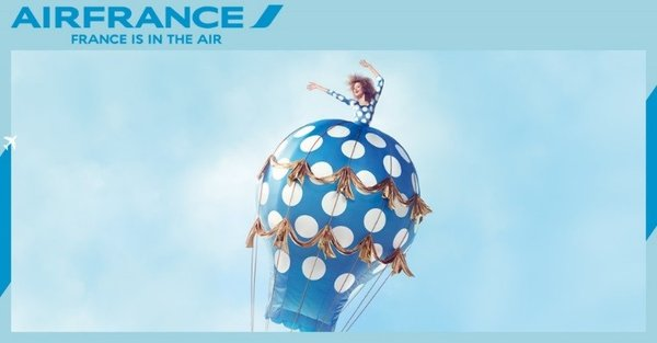 Air France Oh LaLa Deals; Travelers from Singapore enjoy the best fares and the 'best of France' onboard Air France