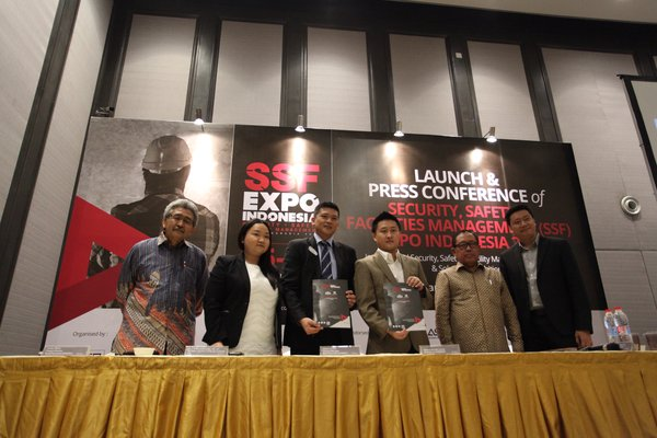 Reed Panorama Exhibitions Launch Security, Safety & Facility Management Expo Indonesia