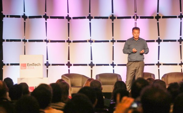 YITU Technology's Research Scientist Wu Shuang Delivers EmTech Asia Presentation on the Evolution of an AI Startup