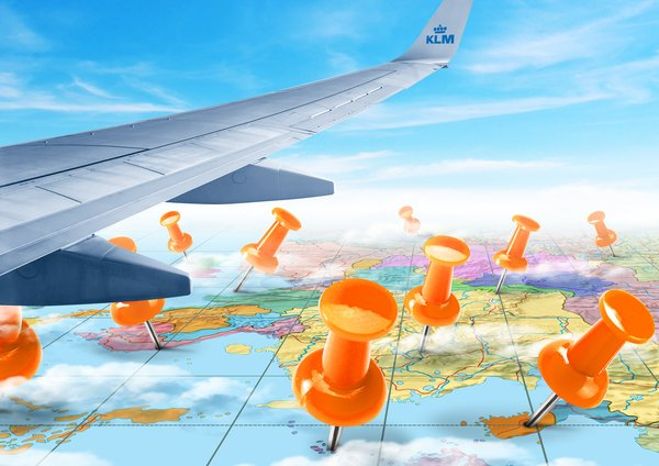 KLM Dream Deals: Enjoy special fares to top destinations