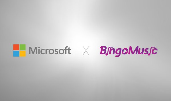 KMS 'Bingo Music' X Microsoft (MS)