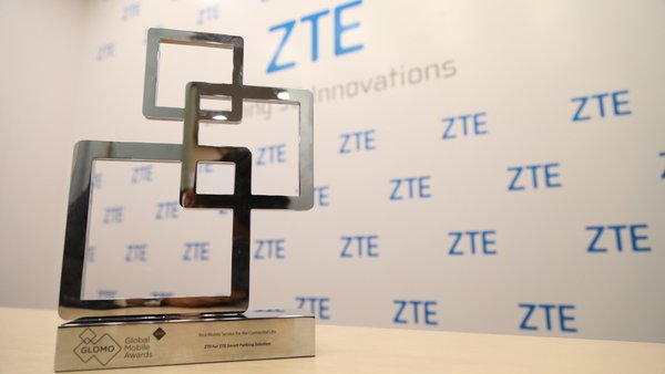 ZTE's NB-IoT Innovative Application Wins GLOMO Award at MWC2018