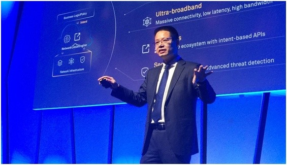 Huawei Launches the Intent-Driven Network Solution to Help Enterprises Construct Digital Network Platforms