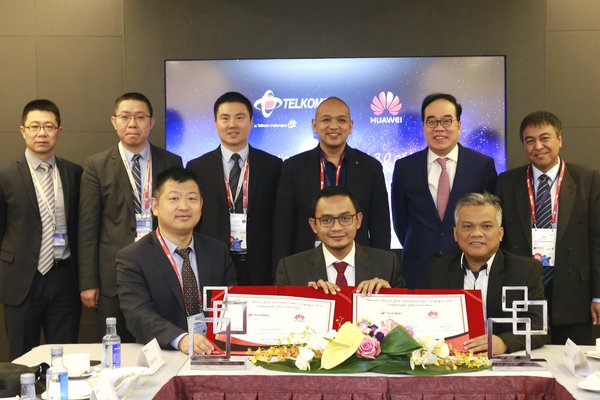 Indonesia's Telkomsel Commercially Launches CloudAIR 2.0 Solution with Huawei