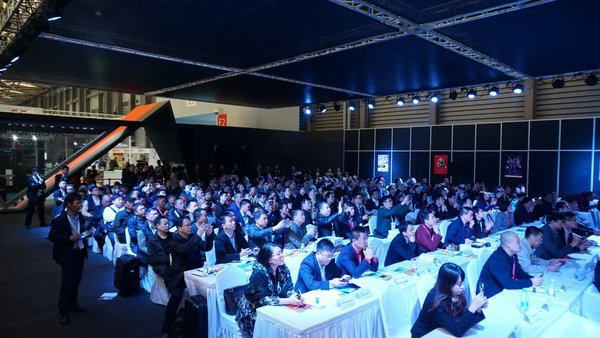 Thousands industry elites aggregated at Central Kitchen Construction & Development Forum 2017