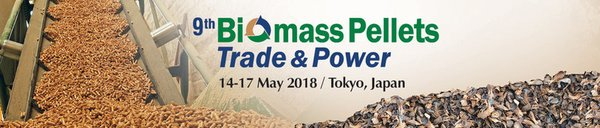 Biomass Industry's Number One Event in Tokyo Focuses on North Asia's Gigantic Biomass Power Market