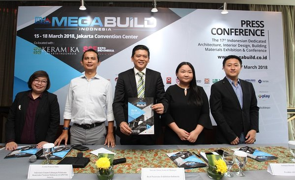 Megabuild 2018 to Present Construction Technology, Design and Architecture Solutions