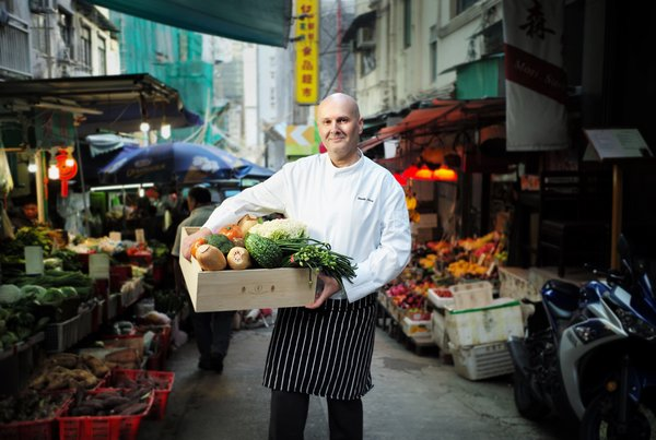 Conrad Hong Kong Welcomes New Exclusive Chef Claudio Rossi