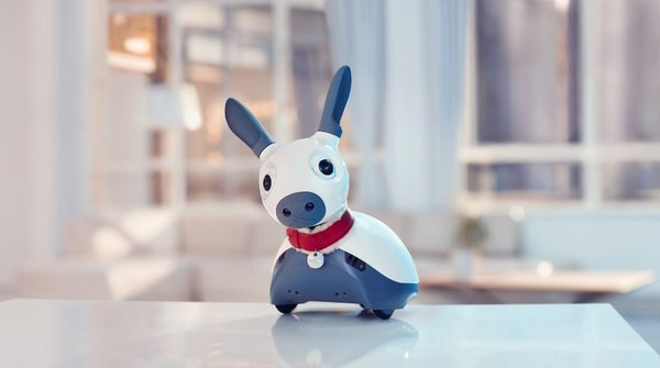 Part of UK technology to showcase in Hong Kong will be MiRo, a companion robot with six senses capable of emotional engagement (credit: Consequential Robotics)