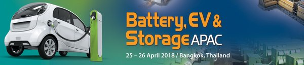 Asia's Key Electric Vehicle Makers, Battery and Infrastructure Majors to attend Battery, EV & Storage APAC
