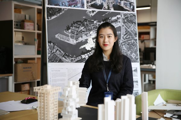 The Department of Architecture at XJTLU now fully accredited by RIBA