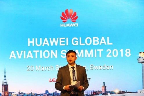 Huawei Showcases Future-oriented Smart Airport ICT Solutions at Passenger Terminal EXPO