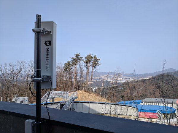 DroneShield Protected the Winter Olympics