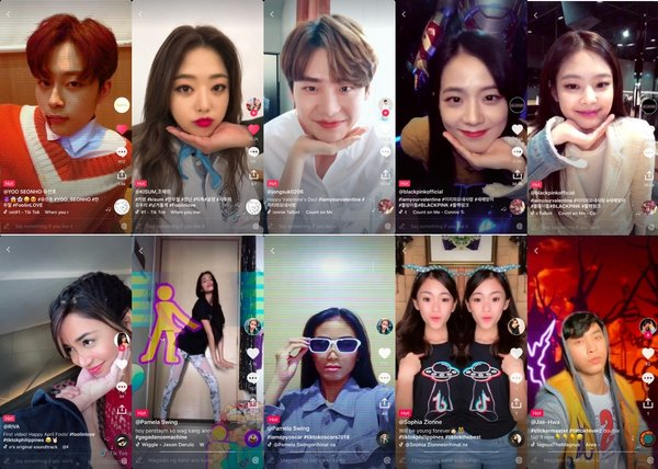 From #IamYourValentine to #FoolinLove: Tik Tok Sparks Viral Short Video Trends in the Philippines and Across Asia