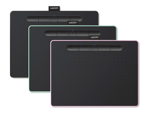 Intuos Product Range Medium Black Pistachio Berry wBT