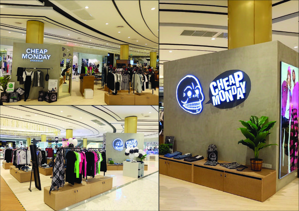 Cheap Monday Maya 商场