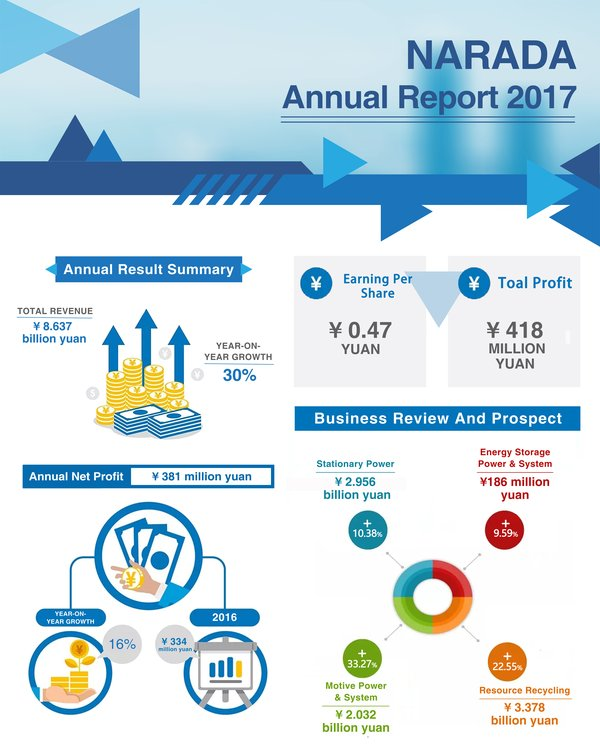 NARADA Annual Report 2017