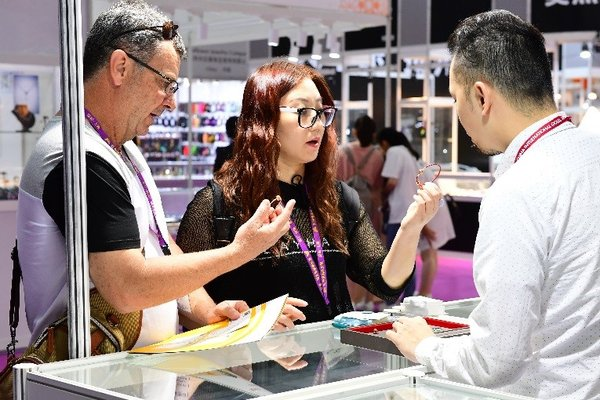 Quality, Design and Innovation at Shenzhen Jewellery Fair 2018