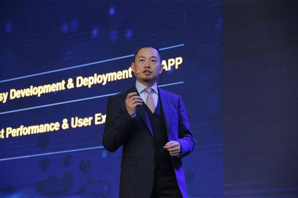 "Huawei: Infusing Intelligence into Enterprise ""Neurons"" Through Digital Platforms"