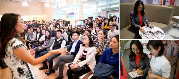 华尔街英语深耕中国英语教学18年 积蓄改变未来的力量