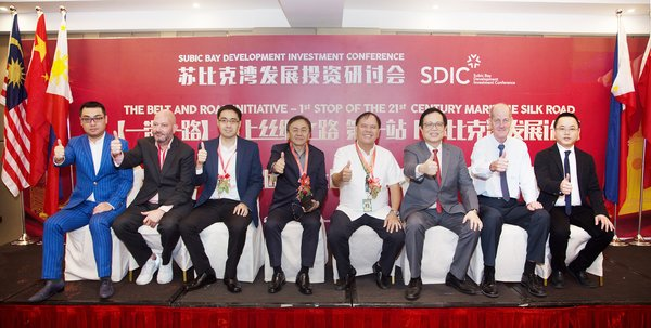 Subic Bay Development Investment Conference by Sinosun to Attract FDI into the Philippines