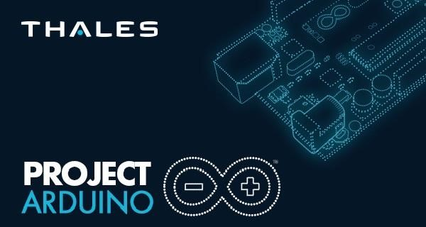 Thales fosters innovations with Project Arduino in China's Universities