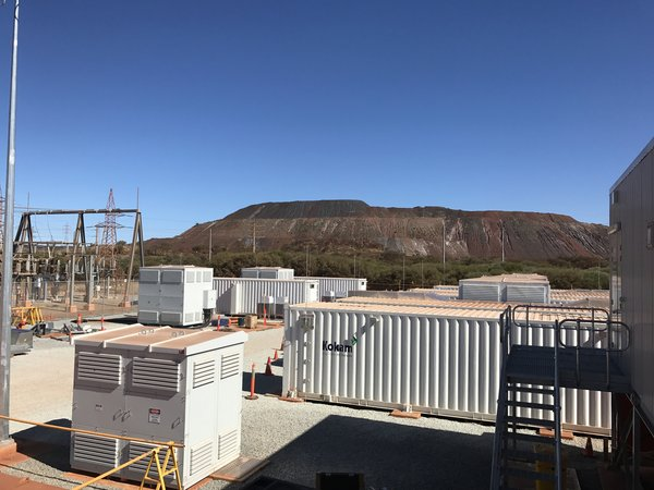 Kokam Delivers 30 Megawatt Energy Storage System to Alinta Energy: Largest Lithium Ion Battery Deployed for an Industrial Application in Australia