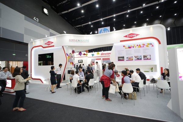 Stan Dow di ajang LABELEXPO Southeast Asia