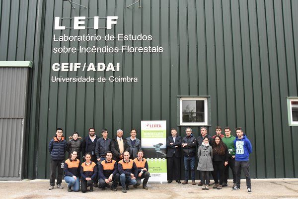 Demonstration done at LEIF in Portugal (March 2018)