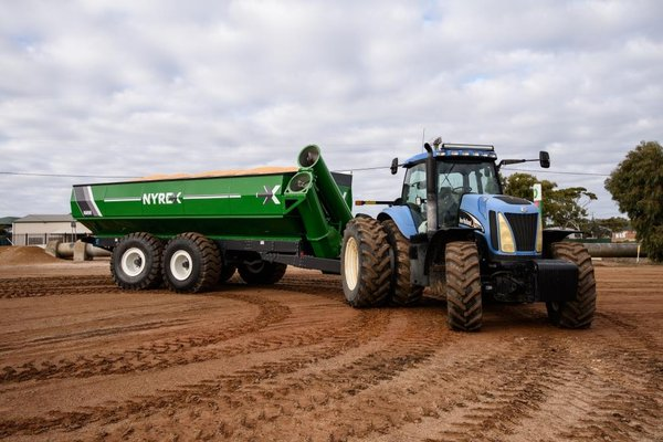 Trufab is nominated for its Nyrex Chaser Bin, a fully modular grain cart with an extraordinary capacity of up to 62,000 liters. The bin is about 700 kg lighter than previous solutions, which helps reduce soil compaction and increase fuel efficiency.