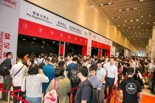 Visitor registration has opened; get free access to Medtec China 2018 in September