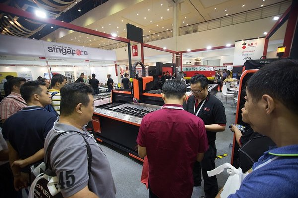 METALTECH is the only platform that gather the entire machine tools and metalworking community in Malaysia with 20,000 expected trade visitors