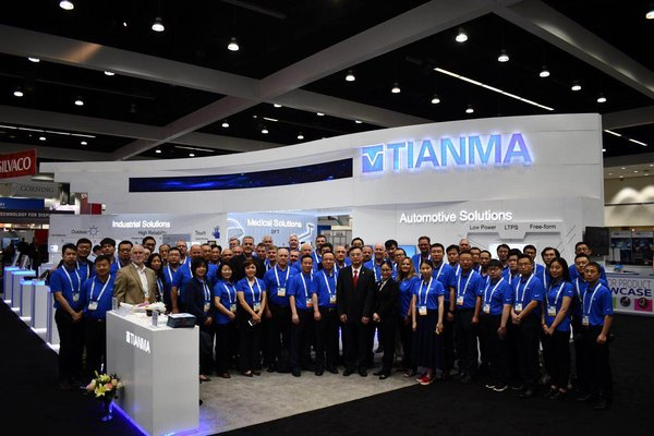 Tianma New Releases Made a Stunning Debut to the 2 World at 2018 SID