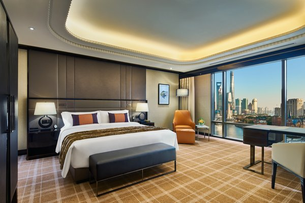 Spacious and Beautifully Crafted Guest Rooms