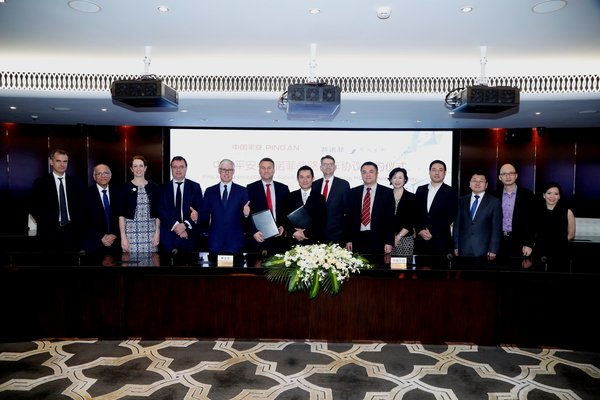 Sanofi and Ping An Form Strategic Partnership to Actively