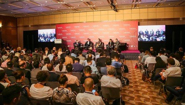 Vinexpo Hong Kong 2018中国市场研讨会在香港开幕