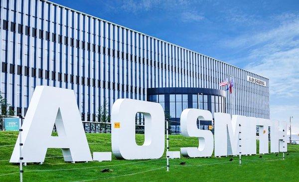 A.O.史密斯环境电器全球超级产研基地