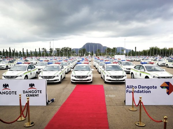 GAC Motor Delivers 150 GA3Ss to Police Force of Nigeria