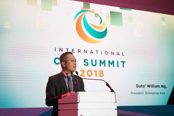 高能环境首次斩获两项亚洲责任奖