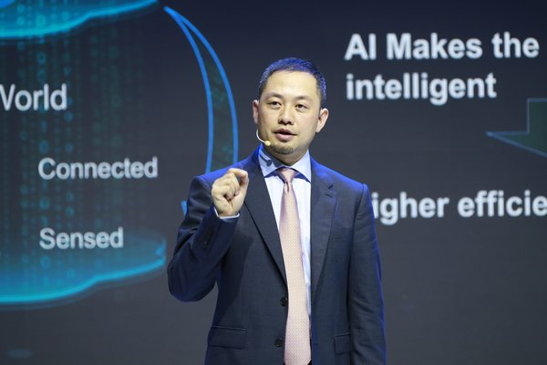 Huawei Releases Its Latest IoT and AI Products, Creating Intelligent and Connectivity Genes for Digital Enterprises
