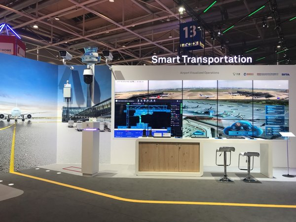 Huawei Launches Smart Airport 2.0 Solution at CEBIT 2018