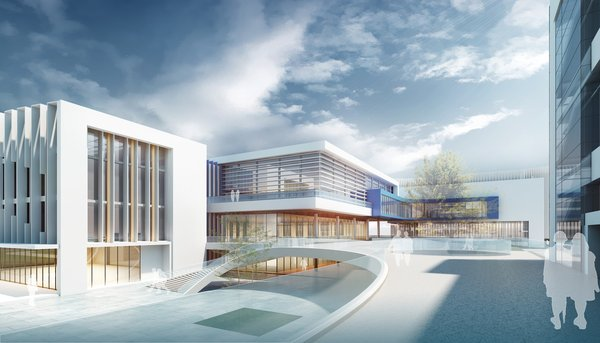 NAS Nantong is set to officially open in September 2019.